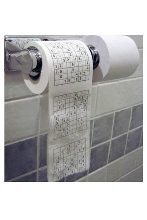 Тоалетна хартия Судоку, Куку МагЪзин