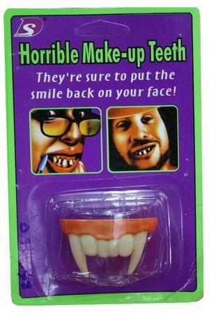 Зъби Вампир, горни #P2326