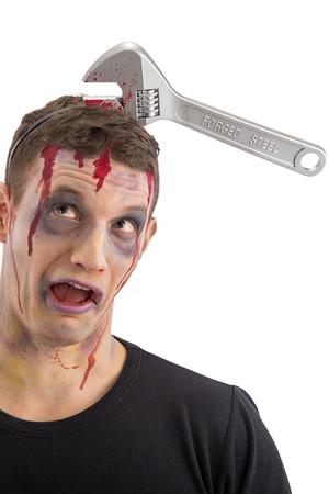 Забит в главата гаечен ключ #I06448