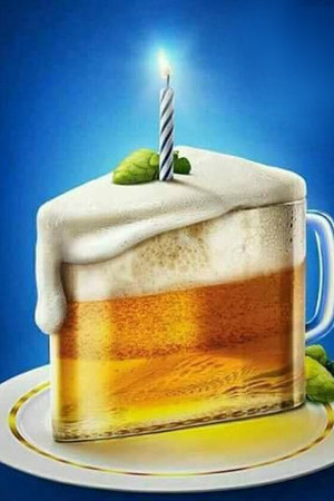 Happy Beerday!